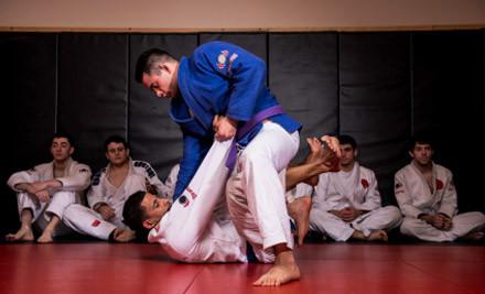 Ten Jiu-Jitsu Sessions - GrabOne Mobile