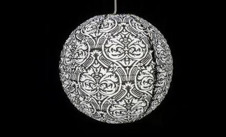 sale retailer fdb02 67da4 48% off a Paper Lantern from The Fairy Light Shop - GrabOne ...